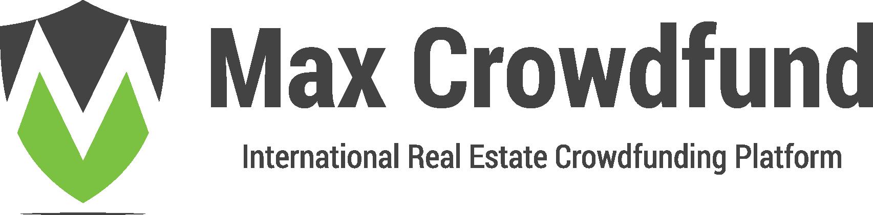 Max Crowdfund B.V. Logo